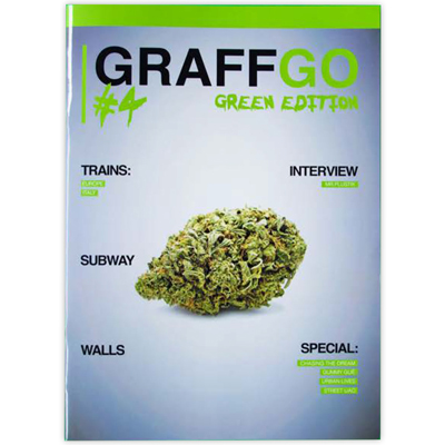 GRAFF GO Magazine 04 Green Edition