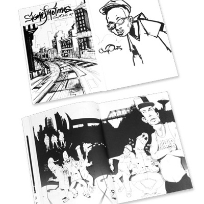 graffiti coloring book 2 2jpg - Graffiti Coloring Book