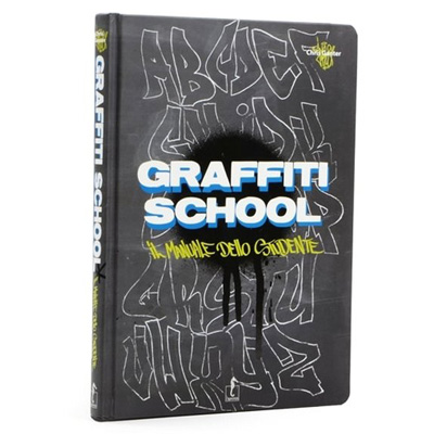 GRAFFITI SCHOOL Book - Italian Issue