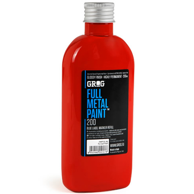 GROG Full Metal Paint FMP 200ml