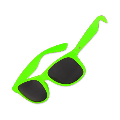 GROOVE SHADES TWO Sunglasses Neon Green