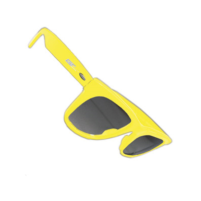 GROOVE SHADES TWO Sonnenbrille Yellow