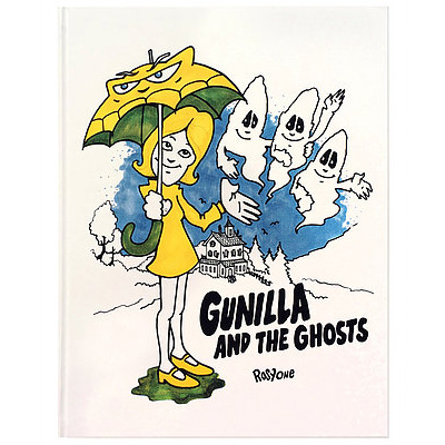 ROSY ONE - Gunilla and the Ghosts - Bilderbuch