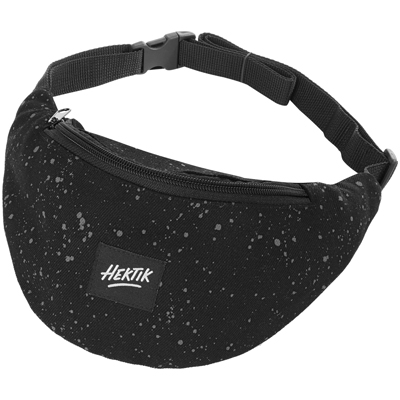 HEKTIK Hipbag SPECKLED black