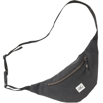 CLEPTOMANICX Hipbag HEMP black