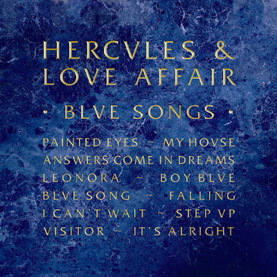 Hercules & Love Affair - Blue Songs - Vinyl LP