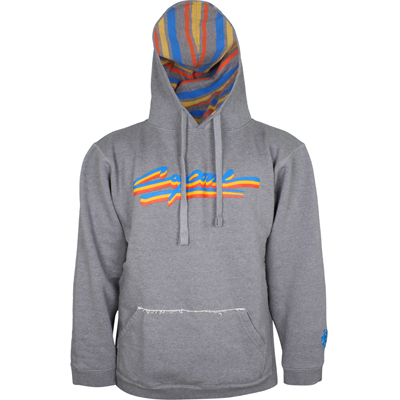 CAPONE Hoody COMMODORE 79 grey