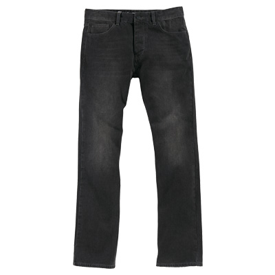 CLEPTOMANICX Jeans PORT black washed