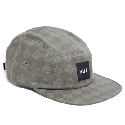 HUF 5Panel Cap LUXE olive