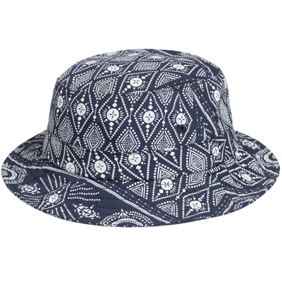 HUF Bucket Hat BANDANA navy