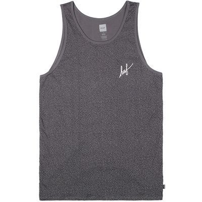 HUF Tank Top MEMPHIS black