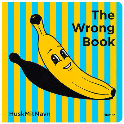 The Wrong Book - HuskMitNavn