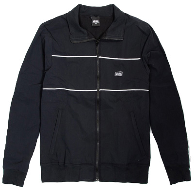 WRUNG Track Jacket IDEAL black/white