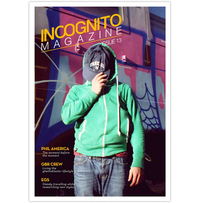 INCOGNITO Magazine 13 Sweden