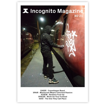 INCOGNITO Magazine 21 Sweden
