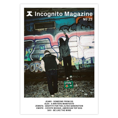 INCOGNITO Magazine 23 Sweden