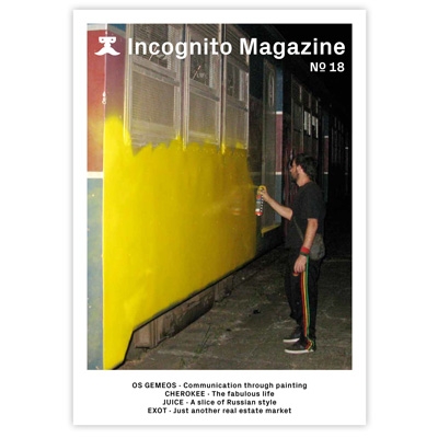 INCOGNITO Magazine 18 Sweden