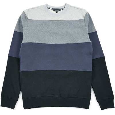 IUTER Sweater RULE dark grey/multi