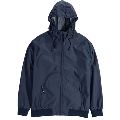 CLEPTOMANICX Jacket SIMPLIST dark navy