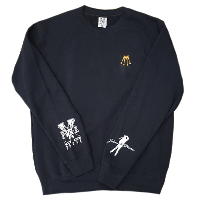 JDP X PXA Sweater CROWN black