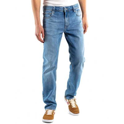 REELL Jeans NOVA 2 light blue wash