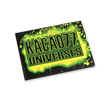 KACAO 77 Buch UNIVERSES - Rise of the Machine