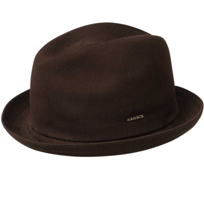 KANGOL Hat TROPIC PLAYER brown