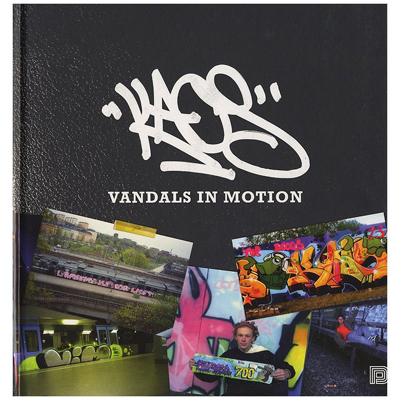 KAOS - Vandals in Motion Buch