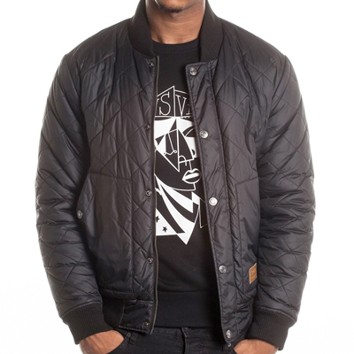 WRUNG Jacket KNOX black