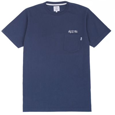 LASER T-Shirt FLAGSHIP SIGNATURE navy