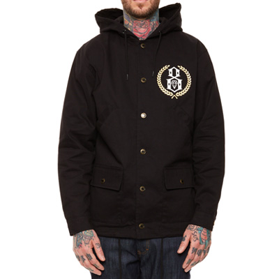 REBEL8 Jacke LAURELS black