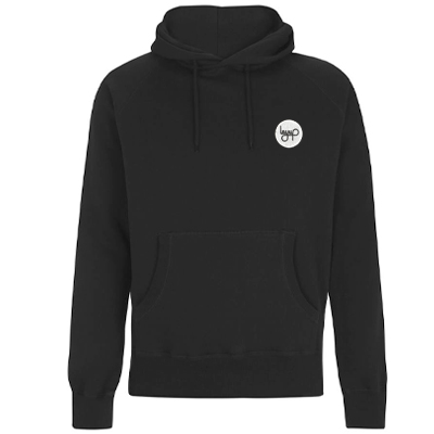 LAYUP Hoody PATCH black