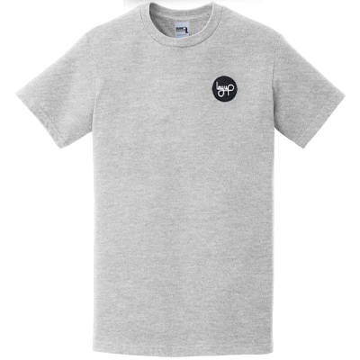 LAYUP T-Shirt PATCH heather grey