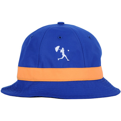 HELAS Bucket Hat LEBOB navy/orange