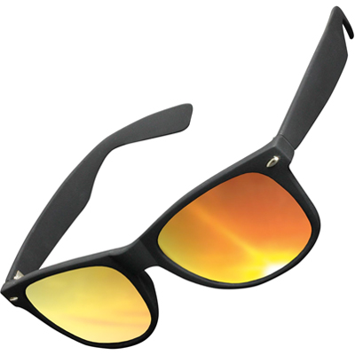 KMA Sonnenbrille LIKOMA black/orange