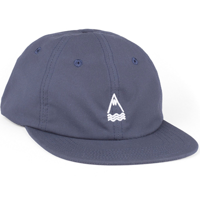 LASER 6Panel Cap LLACUNA POLO HAT navy