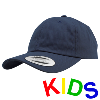 FLEXFIT Low Profile Baseball Cap navy - Kids