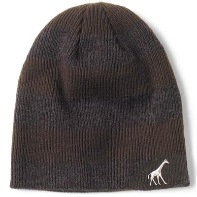 LRG Beanie M95 dark chocolate/dark grey