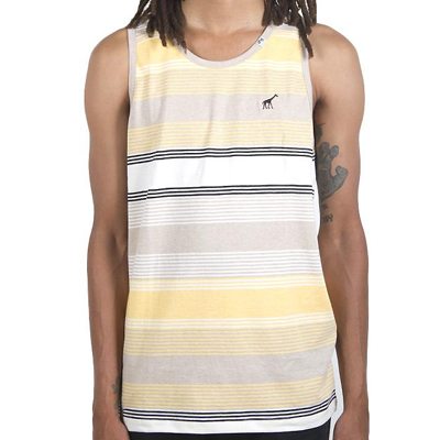LRG Tank Top RESOLUTIONARY natural heather