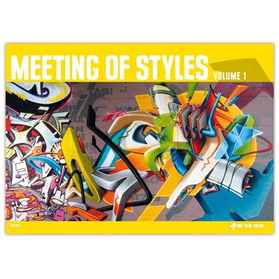 OTR Buch MEETING OF STYLES Vol. 1