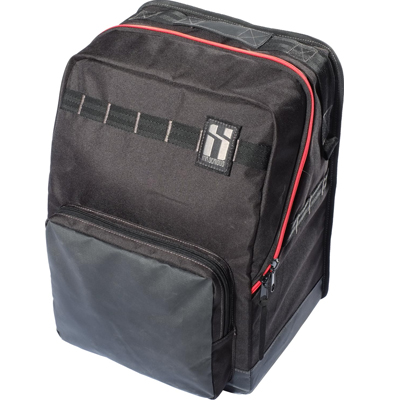MR. SERIOUS Backpack METRO black