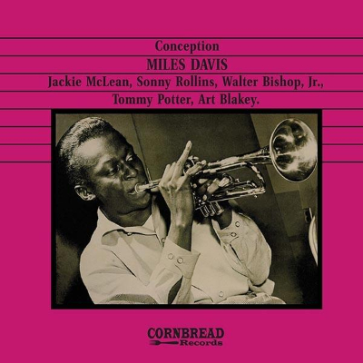 Miles Davis - Conception - Vinyl LP