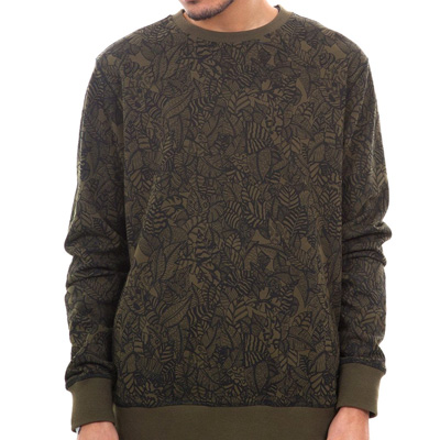 WRUNG Sweater MKAY khaki green