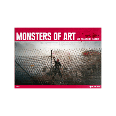 OTR Buch MOAS - Monsters of Art