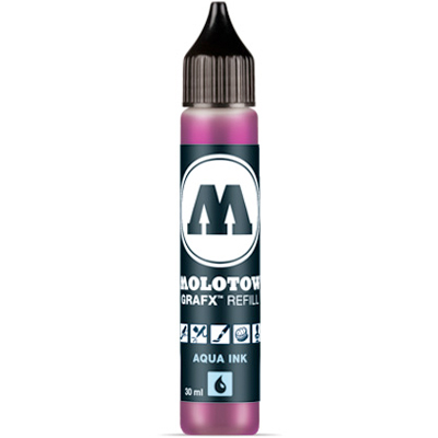 MOLOTOW GRAFX Aqua Ink Refill 30ml