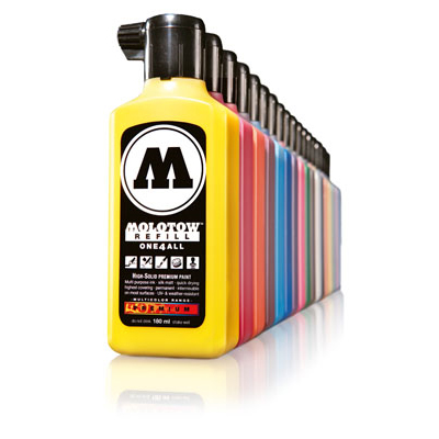 MOLOTOW ONE4ALL Refill Paint 180ml