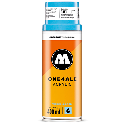 MOLOTOW ONE4ALL Acryl Farbspray 400ml