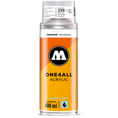 MOLOTOW ONE4ALL Acrylic UV-Firnis Klarlack 400ml