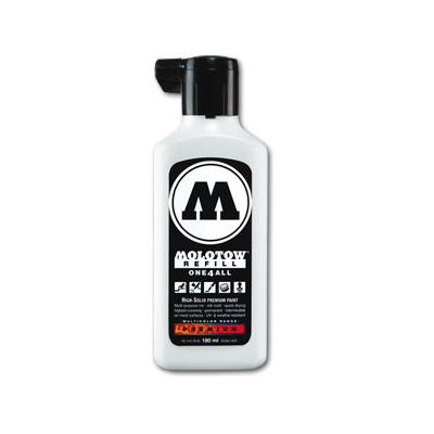 MOLOTOW ONE4ALL Refill Paint 180ml Leerflasche