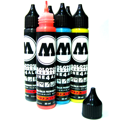 MOLOTOW ONE4ALL Refill Paint 30ml